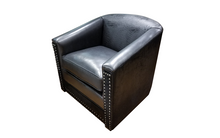 Load image into Gallery viewer, Midnight Rider Swivel Glider