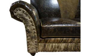 """Mountain Home"" Love Seat"