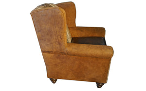 Mountain Home Oversized Wingback