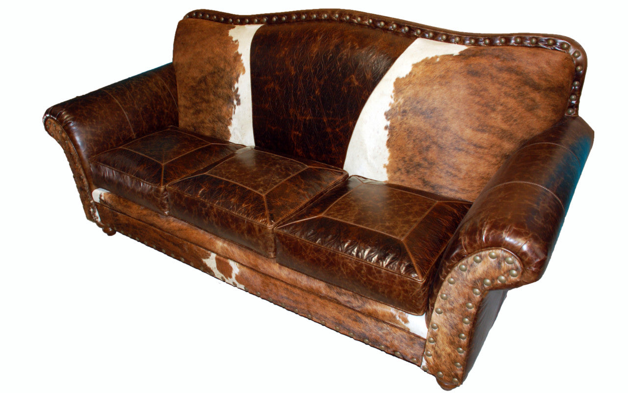 Ranch Foreman 3 Cushion Sofa - 10 FOOT