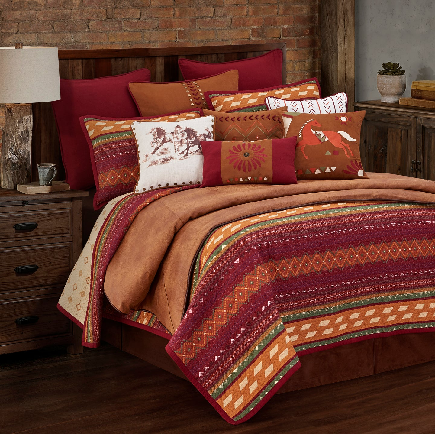 Reversible Solace Quilt Set