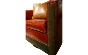 """Roja"" Swivel Glider"