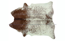 Load image into Gallery viewer, Brazilian Cowhide - Brown and White Speckle