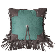 Load image into Gallery viewer, Cheyenne Scalloped Edge Pillow