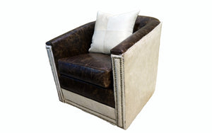 """Snowmass"" Swivel Glider"