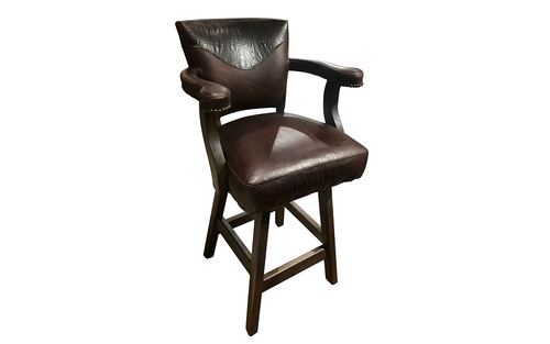 Split Rail Barstool