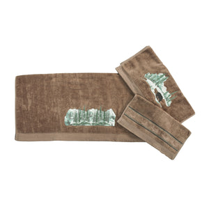 Joshua 3 PCS Towel Set