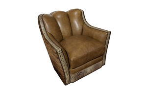 Twin Forks Swivel Glider
