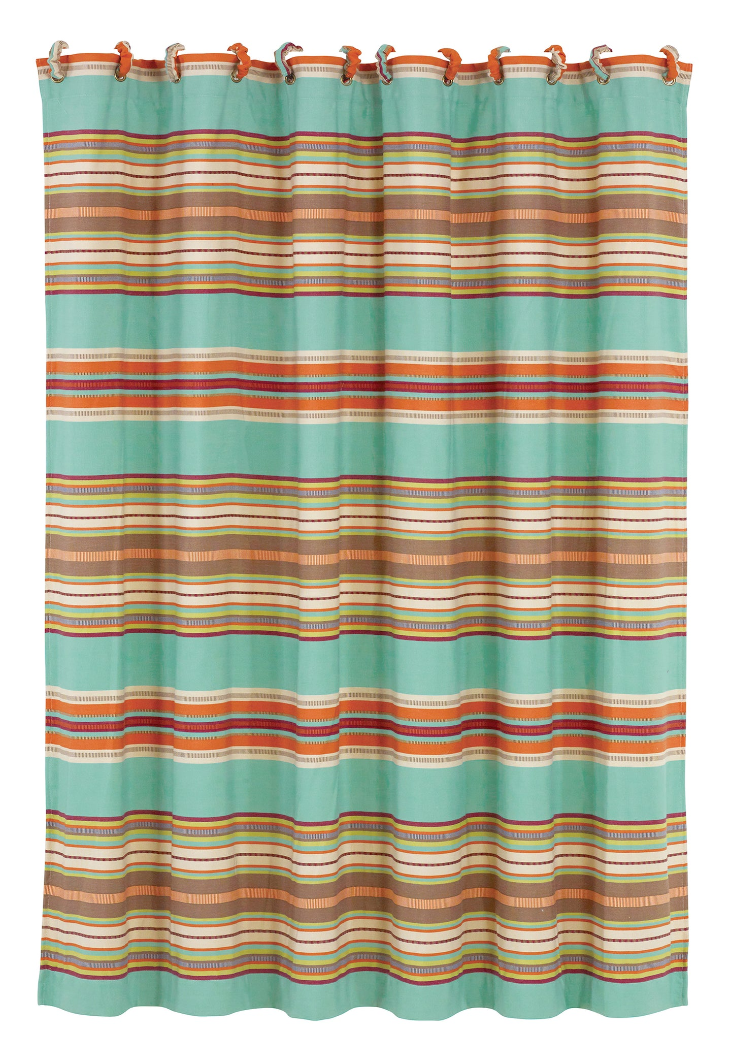 Serape Shower Curtain