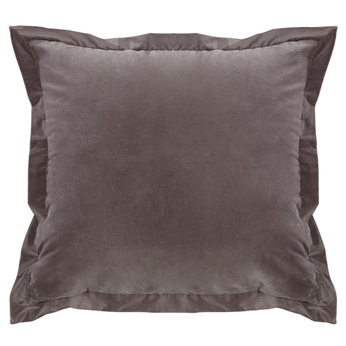Whistler Square Velvet Pillow