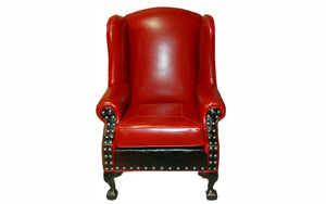 Wild Horse Saloon Wingback Chair