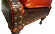 Load image into Gallery viewer, Wild Horse Saloon Wingback Chair