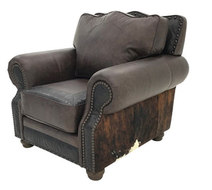 Split Rail Club Chair
