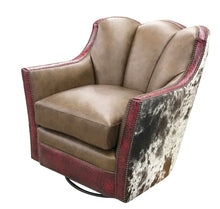 Load image into Gallery viewer, Wild West Swivel Glider