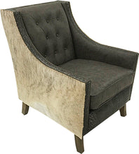 Load image into Gallery viewer, Aztec Tufted Lounge Chair