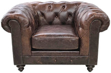 Load image into Gallery viewer, Chesterfield Club Chair
