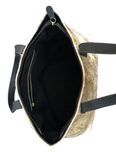 Load image into Gallery viewer, Cowhide Tote - Exotic Brindle