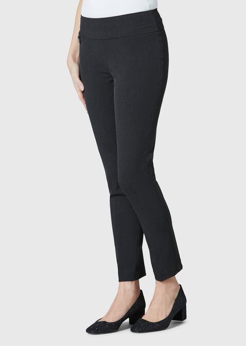 Gaby Stretch Fabric 28'' Ankle Pant