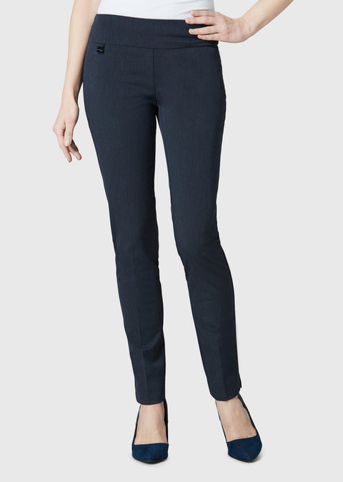 Gaby Stretch Fabric 31'' Slim Pant