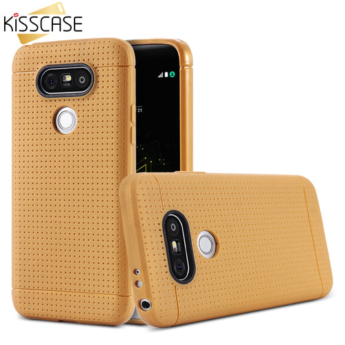 For LG G5 Honeycomb Dots Soft Silicon Case Slim Flexiable TPU Anti-Shock Cute Fashion Case for LG G5 5.3''