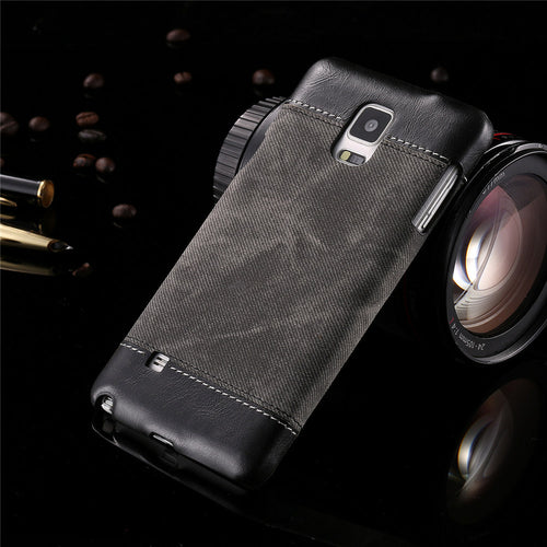 Jean Pattern Phone Case For Samsung Galaxy S6/S6 edge/S7/S7 edge Note 5/4/3 Back cover - Infinite Covers iPhone Cases All the most premium phone Cases both for android and iPhone