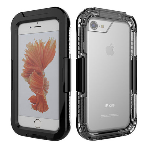 Waterproof Case For underwater Swimming Dive in the Water and Shockproof Case Convenient with iPhone 6S/6SPlus/7S/7SPlus - Infinite Covers iPhone Cases