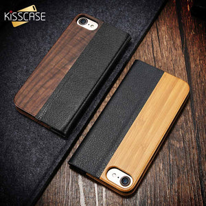 Both For iPhone & Samsung Natural Wood Bamboo Protective case Galaxy S7 S7 Edge iPhone 7S/7S Plus - Infinite Covers iPhone Cases All the most premium phone Cases both for android and iPhone