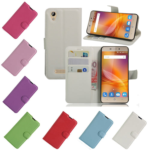 PU Leather Case For ZTE Blade A452 A450/V2 Lite/L5 Plus/V7 Lite/V6 Max/V7 Max/A315/A506/A910/Blade E01 Holster card holders - Infinite Covers iPhone Cases All the most premium phone Cases both for android and iPhone