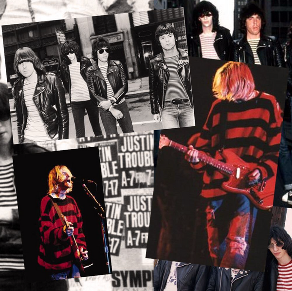 THE COBAIN & RAMONE JUMPER