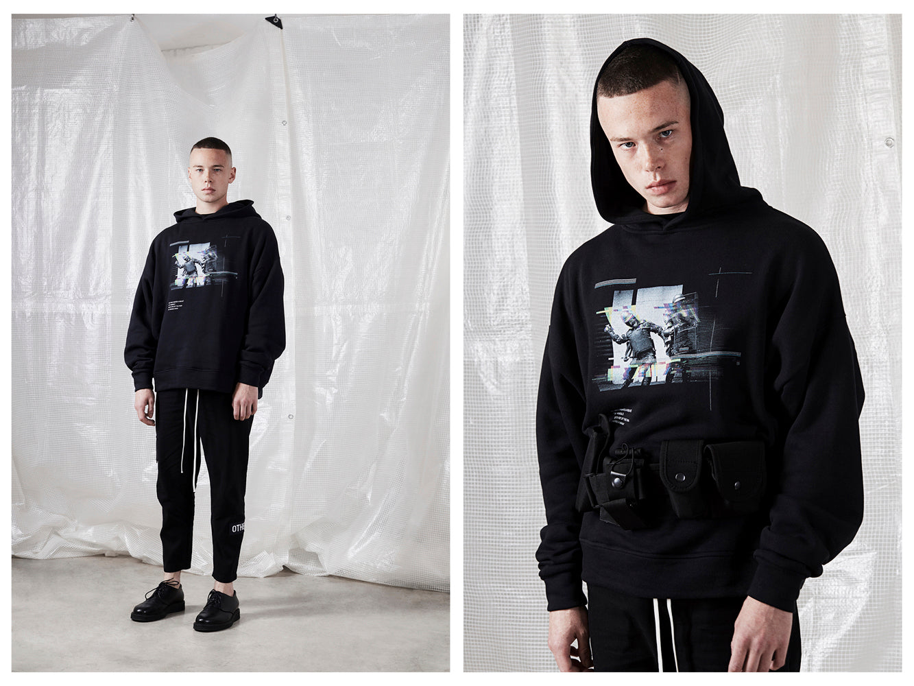 Other AW17 Lookbook Generation O streetwear uk british clothing tracksuit ripped jeans hoodie street style menswear fashion