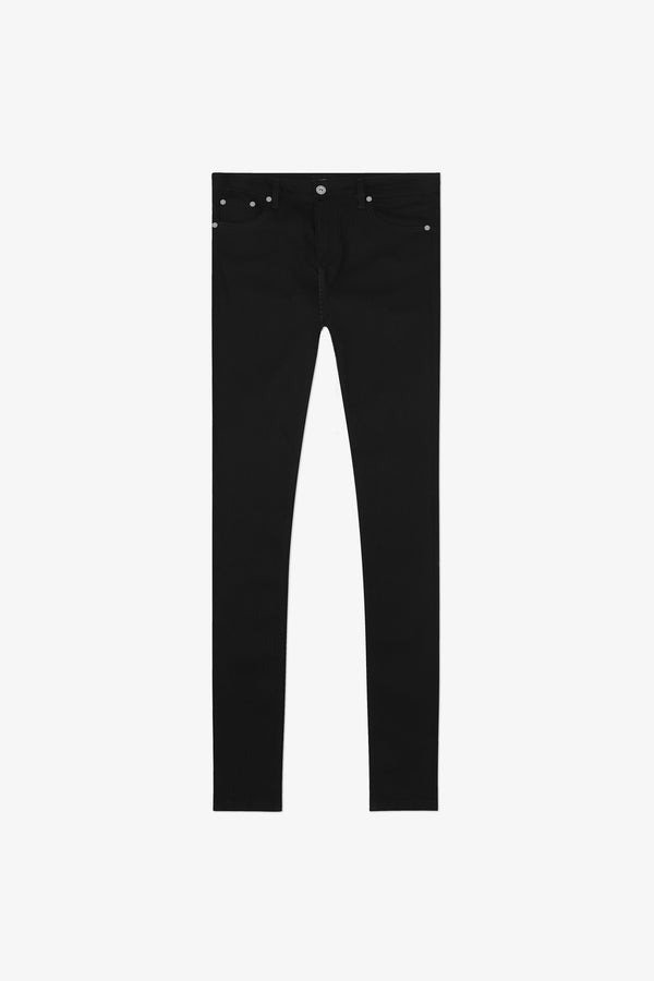 112 Essential Jeans | Jet Black