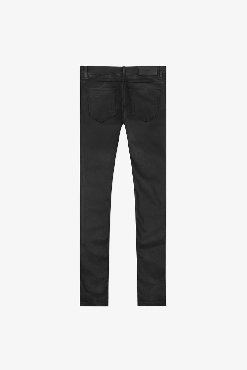 116 Essential Jeans | Waxed Black