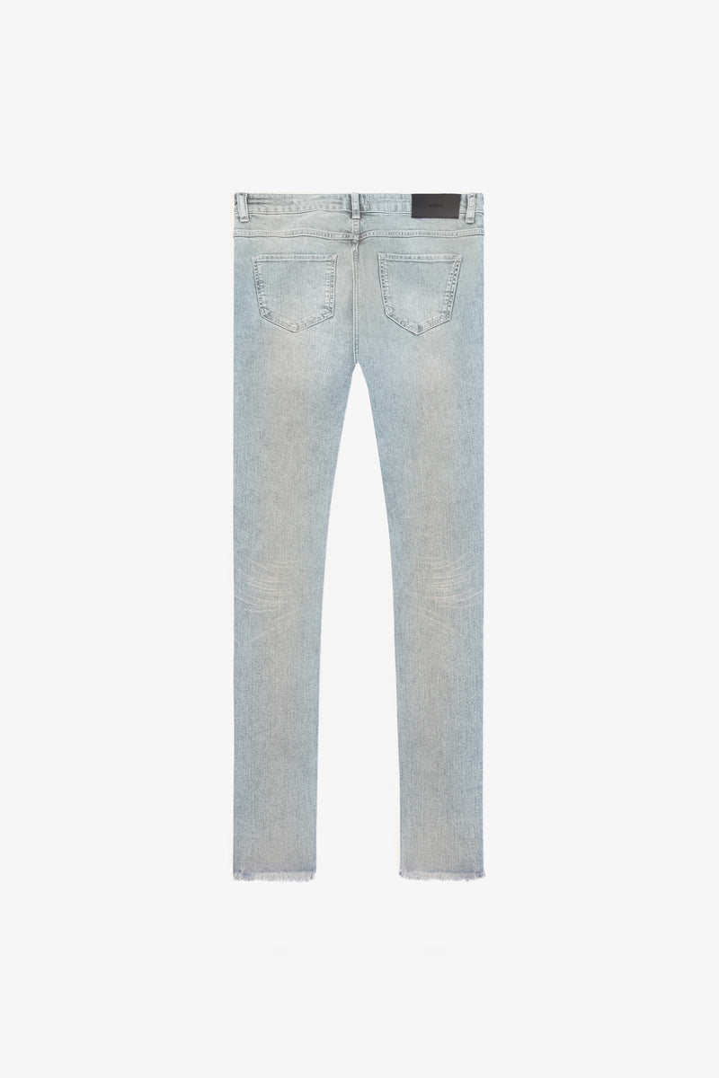 116 Raw Edge Jeans | Sandstone