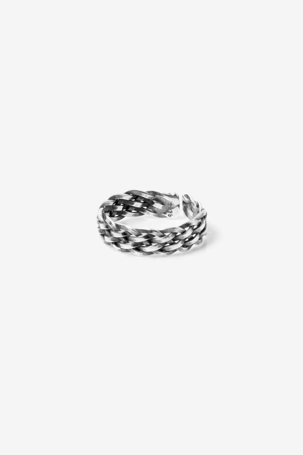 .925 Micro Celtic Ring