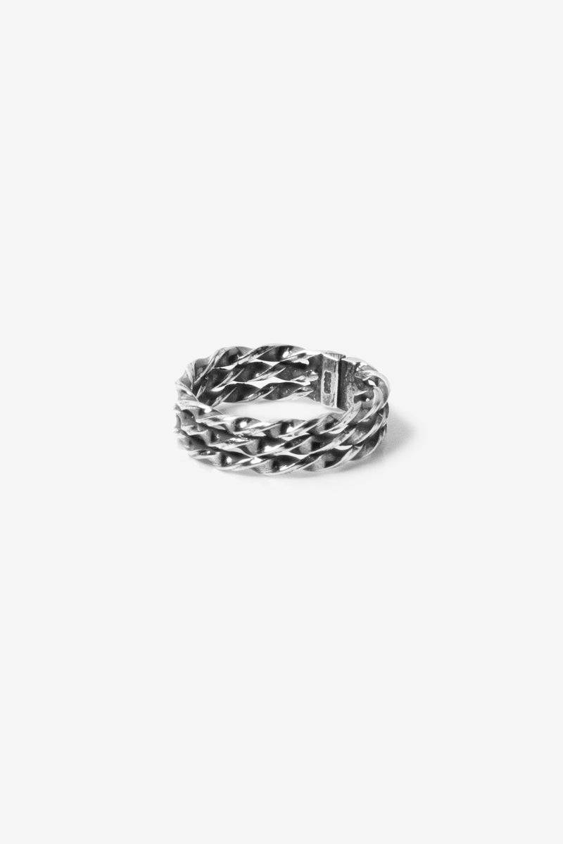 .925 Woven Ring