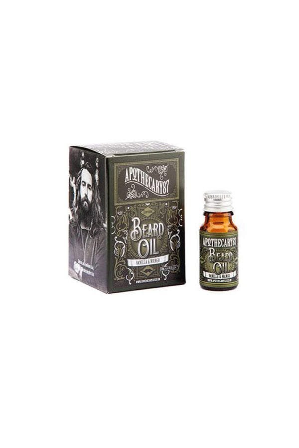 APOTHECARY 87 VANILLA & MANGO BEARD OIL - 10ml