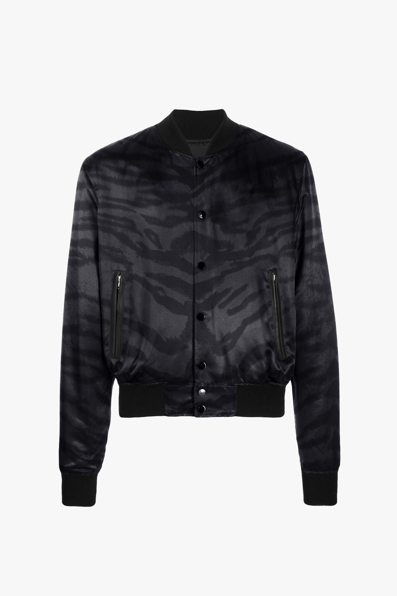 Bomber Jacket | Tiger Ink