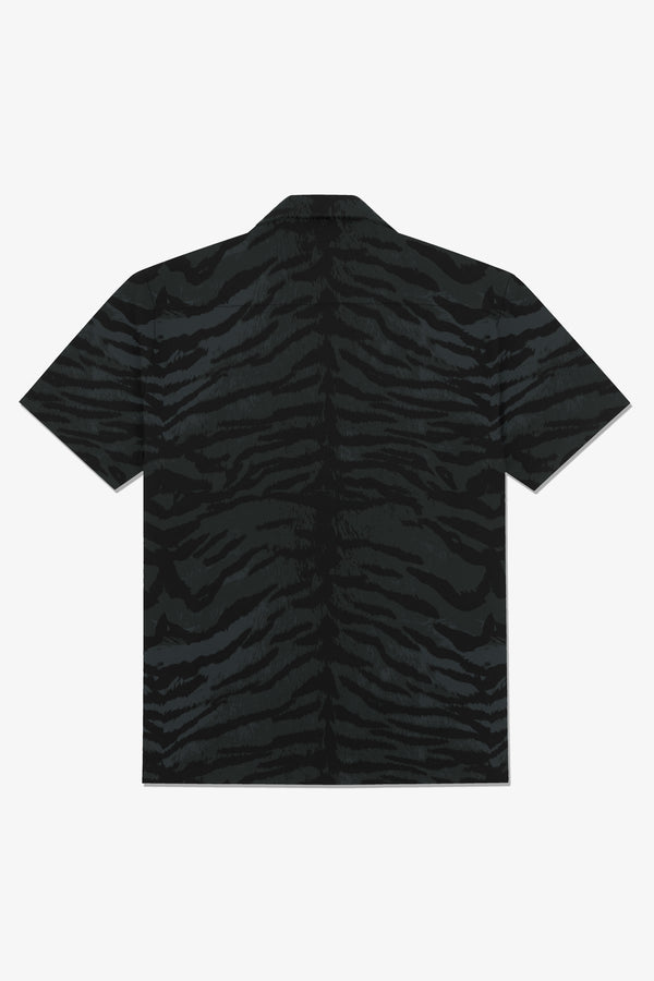 Cuban Shirt | Ink Tiger