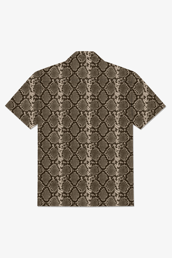 Cuban Shirt | Snake