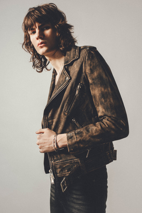 The Deuce Biker Jacket
