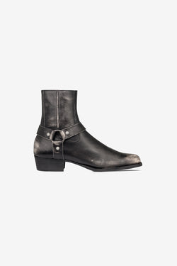 Harness Boot | Heavy Relic Black