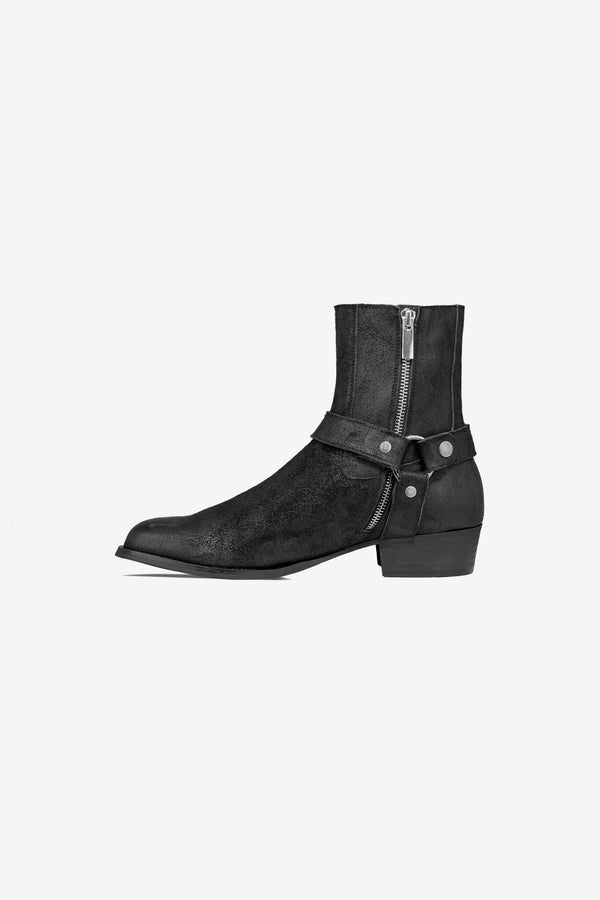 Harness Boot | Oil Black
