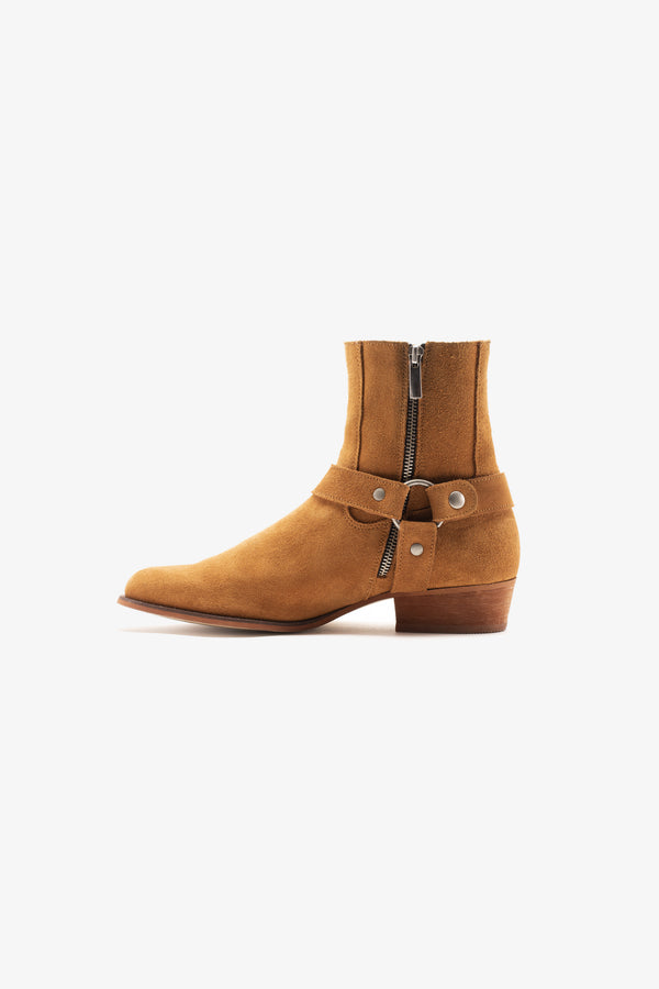 Harness Boot | Whiskey