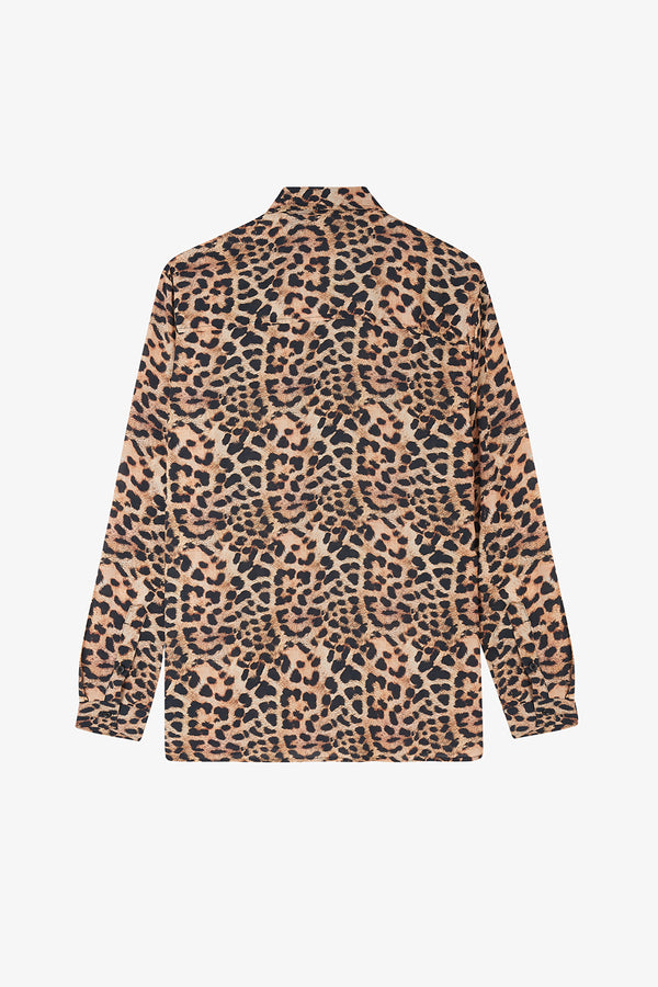 LS Cheetah Shirt