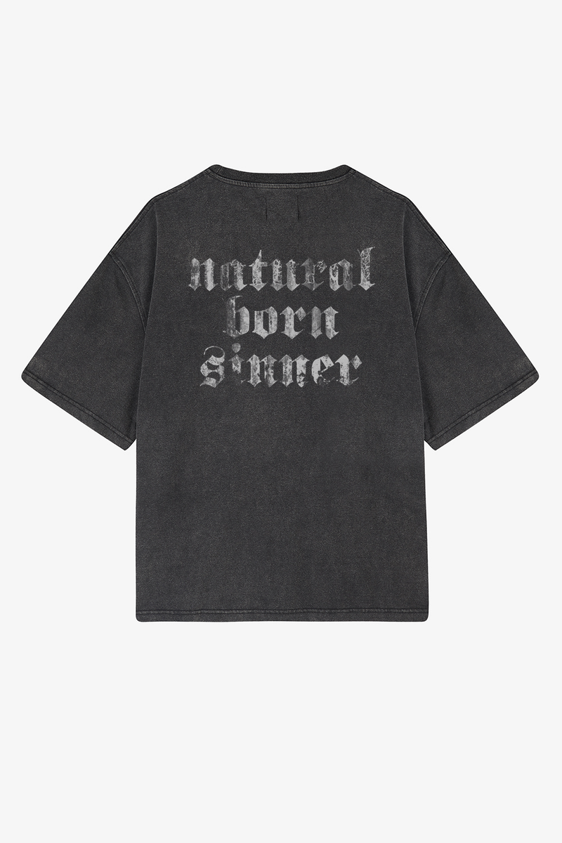 Natural Born Sinner Tee