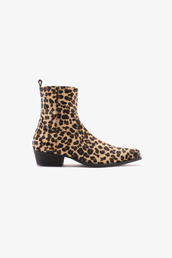 Nomad Western Boot | Leopard