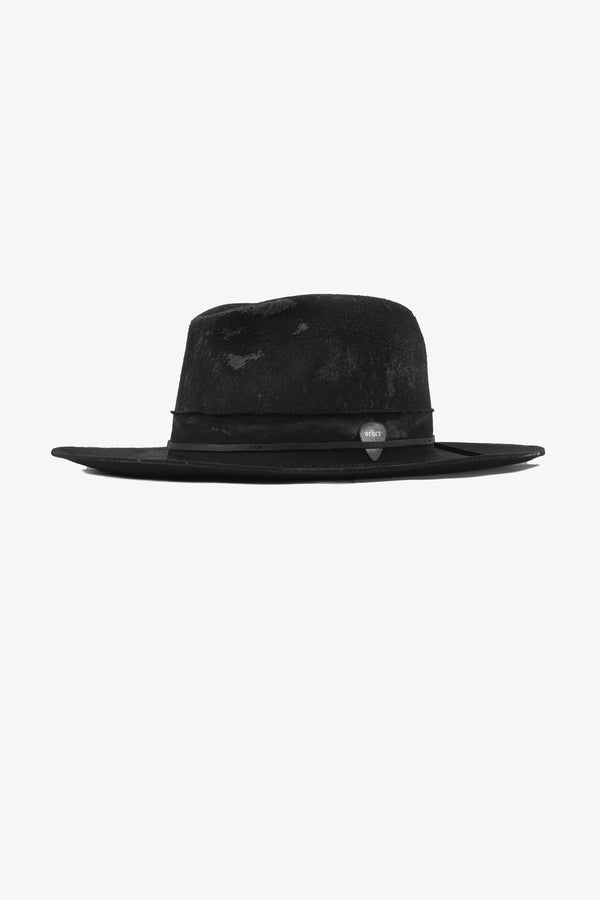 The Nomad Fedora | Black Relic