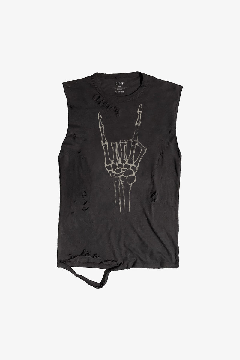 Rock Thrasher Tank