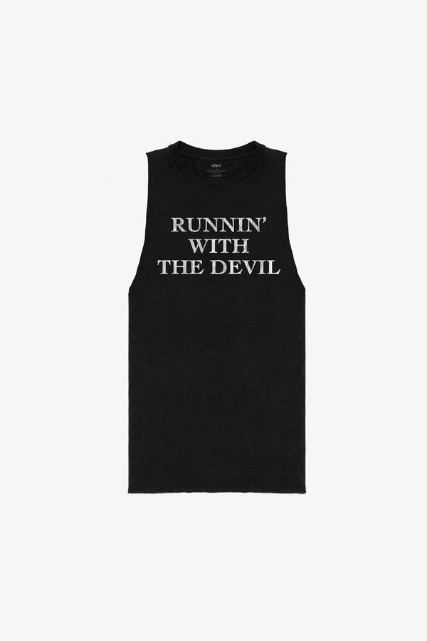 Runnin With The Devil Tank