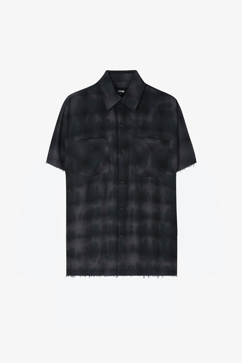 S/S Flannel Shirt